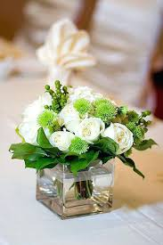 small centerpieces vases centerpiece you will need a cube vase