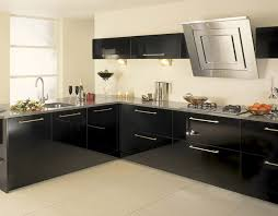 High Gloss Black Kitchen Cabinets High Gloss Kitchen Cabinets Cleaning High Gloss Black Kitchen