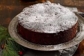chocolate cherry almond christmas cake new england today