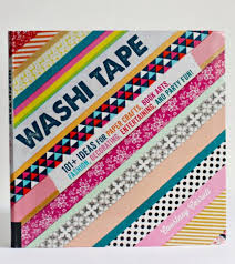 101 ideas for washi crafts make and takes
