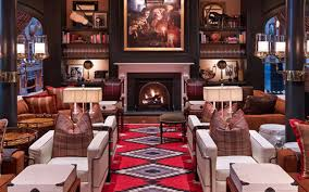 eight ski lodges with beautiful interiors u2013 the indie wall