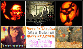 Halloween Happy Birthday by Week In Review October 27 November 3 2014 Happy Halloween
