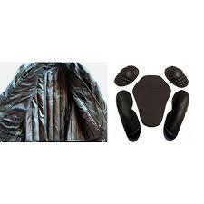 kawasaki riding jacket motorcycle textile jacket with protectors
