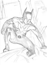 batman beyond coloring pages for child 988 batman beyond coloring