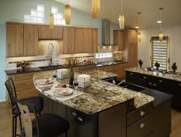 kitchen island with granite top and breakfast bar kitchen island with breakfast bar adding a breakfast bar to an