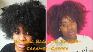 how to dye natural hair without bleach creme of nature hair