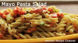 mayo pasta salad cold pasta salad how to make subway pasta salad