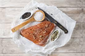 cuisiner saumon congelé combien de temps se conserve le saumon fumé