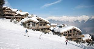 ski trip with at hotel le k2 in courchevel 1850