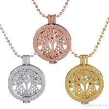 long locket pendant necklace images 2018 mi moneda coin disc lockets pendant necklace inlaid crystal jpg
