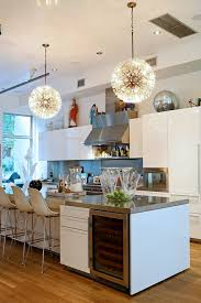 Glass Pendant Lights For Kitchen Island Pleasing Glass Pendant Lights For Kitchen Magnificent