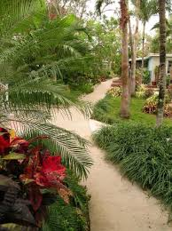 Kona Botanical Gardens Tropical Pathways Lead You To Your Room Picture Of Kona