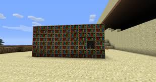 minecraft bookshelf door 4091
