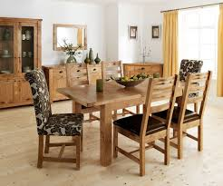 Oak Dining Room Sets Dazzling French Oak Dining Table And Chairs
