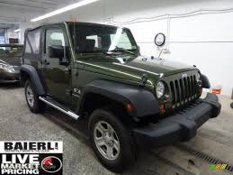 jeep dark green 2008 jeep wrangler x 4x4 in jeep green metallic 646121 jax