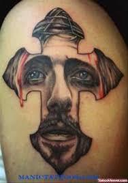 Jesus Cross Tattoos On - cross and jesus viewer com