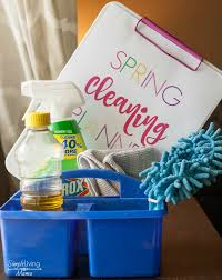 free printable spring cleaning checklist money saving mom