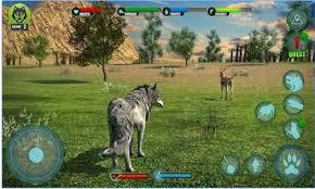 membuat game android menjadi offline game simulasi android offline seru ultimate wolf adventure 3d mod