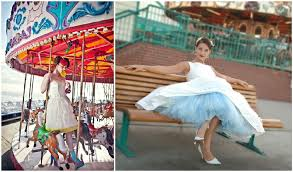 robe de mari e rockabilly le jupon de mariage coloré c est tendance