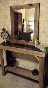 Wood Entry Table Rustic Entryway Table Entryway Tables For Sale Entry Tables