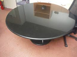 Home Decorators Table Black Granite Table Set Workstation Consultants