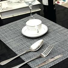 dining table cover pad dining table cover pad best weave fashion dining table mat disc pads