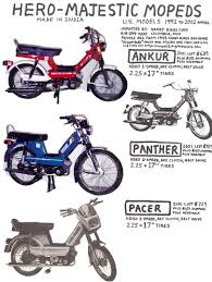 hero parts myrons mopeds