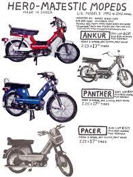 hero parts myrons mopeds