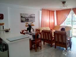 Bungalow Dining Room by Málaga Rentals In A Bungalow For Your Vacations With Iha Direct