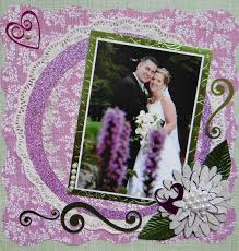 wedding scrapbook pages everyday scrapbook 16 me and my cricut
