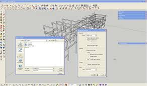 making of bahamas sketchup 3d rendering tutorials by