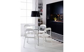 ikea glass dining table set glass dining tables ikea