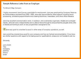 100 recommendation letter job well done thank you letter