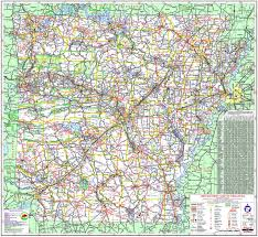 state of arkansas map planning and research division