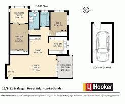 brighton floor plans 15 8 12 trafalgar street brighton le sands nsw 2216 for sale