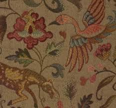 Tapestry Fabrics Upholstery 8 Yards Incredible Kravet Designer Mythical Animal Tapestry
