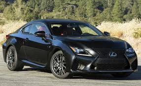 lexus luxury 2017 2017 lexus rc f overview cargurus