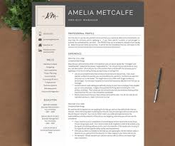contemporary resume template free download contemporary resume amelia resume templates resume amelia landed