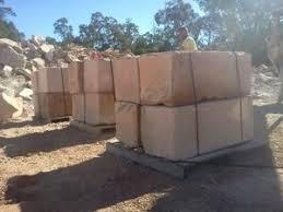 sandstone brisbane blocks boulders brick paver tiles call 0431 285 425