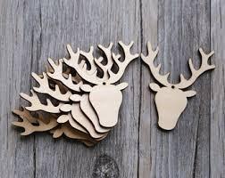 blank wood ornament etsy