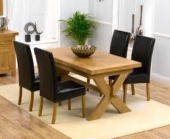 Solid Oak Dining Table Set 38 Oak Extending Dining Table Sets Cairo Extending Dining Set In