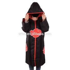 Sasuke Halloween Costumes Alibaba Manufacturer Japanese Anime Naruto Ninja Cloak Shippuuden