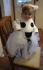 toddler ghost costume make a boo tiful diy ghost costume and no sew tutu