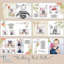 baby album 12 best photo album design images on album design