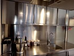 meuble inox cuisine photos de réalisations cuisine inox cuisinezinox