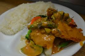 Aroy Dee Thai Kitchen by Choo Chee Curry Fish Filet Yelp
