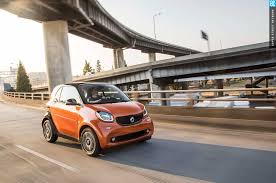 2016 smart fortwo first drive