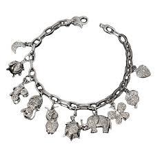 233 best charm bracelets images on bracelet charms
