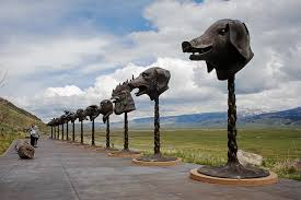 Wyoming global business travel images Ai weiwei can 39 t travel but his zodiac heads exhibit has found a jpg