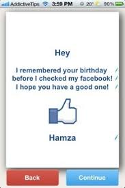 design u0026 send real life birthday cards to facebook friends from iphone